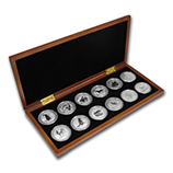 Perth Mint Silver (Coin Sets) (Series 1)